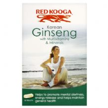 Red Kooga with Multivitamins & Minerals